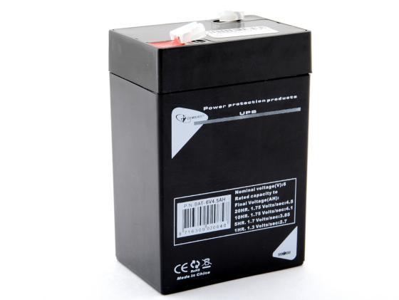цена на Батарея Gembird 6V4.5AH BAT-6V4.5AH/20HR
