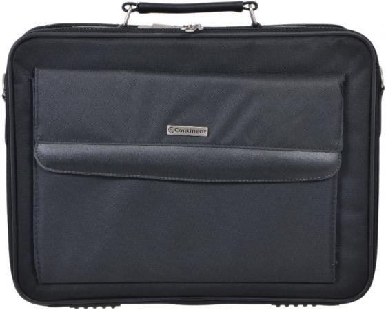 Сумка для ноутбука 15 Continent CC-115 нейлон черный б у сумку для ноутбука