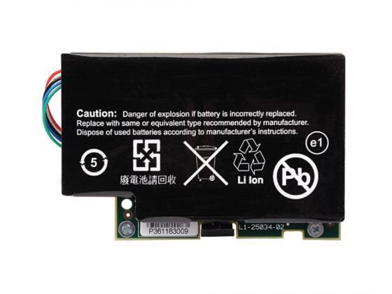 Батарея для контроллера LSI Logic LSIiBBU07 LSI00161 Battery Backup Unit для MegaRAID SAS 8880EM2 9260-4i 9260-8i 9260DE-8i 9280-8e 9280DE-8e kit батарея lsi lsiibbu09 for megaraid sas 9265 9266 9270 9271 9285 9286 series lsi00279