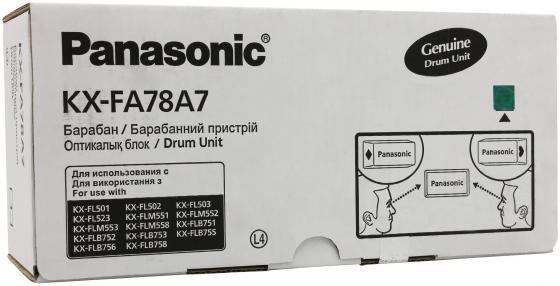 Фотобарабан Panasonic KX-FA78A для Panasonic LASER FAX KX-FL501/FL502/FL503/FL523/FLB 753 d1370 laser printer monochrome laser print copy scan fax send lega