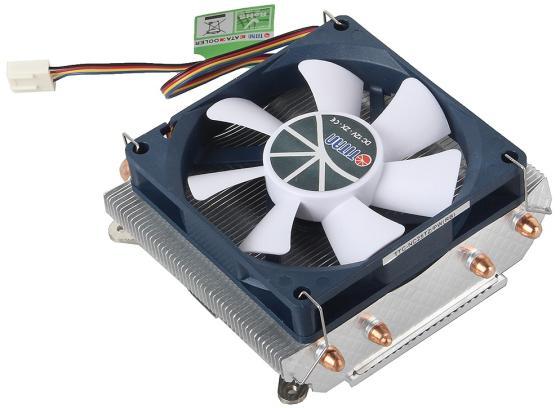 все цены на Кулер для процессора Titan TTC-NC25TZ/PW(RB) Socket 1156/1366/775/K8