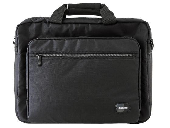 """Сумка для ноутбука 15"""" SUMDEX NRN-088BK нейлон-полиэстер черный стоимость"""