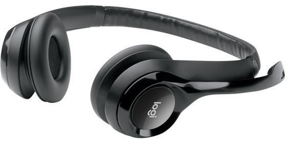 все цены на Гарнитура Logitech Stereo Headset H390 USB 981-000406
