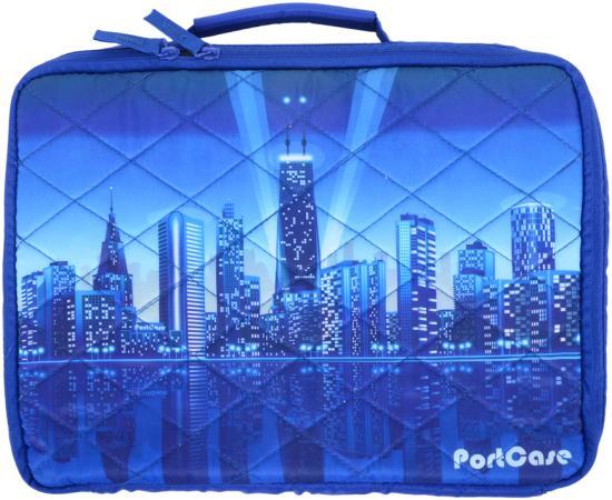 Сумка для ноутбука 10 PORTCASE KCB-10 City синий portcase kcb 70