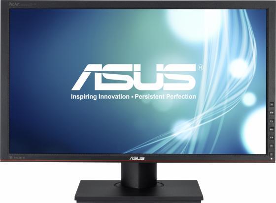 Монитор 23 ASUS PA238Q черный IPS 1920x1080 250 cd/m^2 6 ms HDMI DisplayPort VGA Аудио USB DVI монитор 24 asus pa248qj черный ips 1920x1200 300 cd m^2 6 ms hdmi displayport vga аудио usb dvi 90lmg0150q50081e