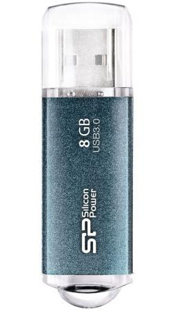 Флешка USB 8Gb Silicon Powerarvel series M01 USB3.0 SP008GBUF3M01V1B синий