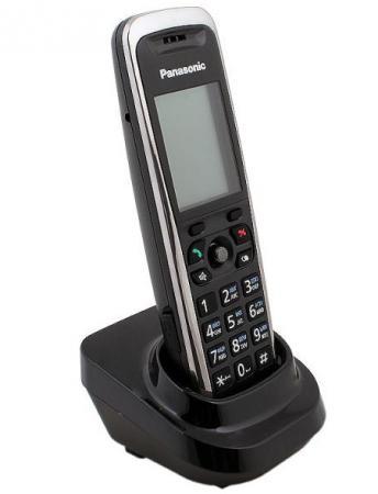 все цены на Дополнительная трубка Panasonic KX-TPA50B09 SIP DECT онлайн