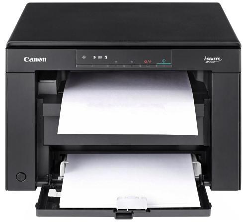 цена на МФУ Canon i-SENSYS MF3010 ч/б А4 18ppm 1200x600dpi USB 5252B004
