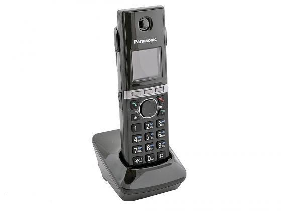 Дополнительная трубка Panasonic KX-TGA806RUB черный стоимость