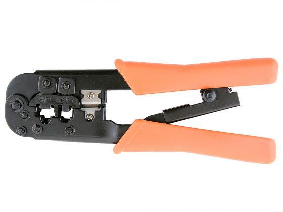 Клещи обжимные HT-568R для RJ-45 RJ-11 RJ-12 6P/8P с фиксатором