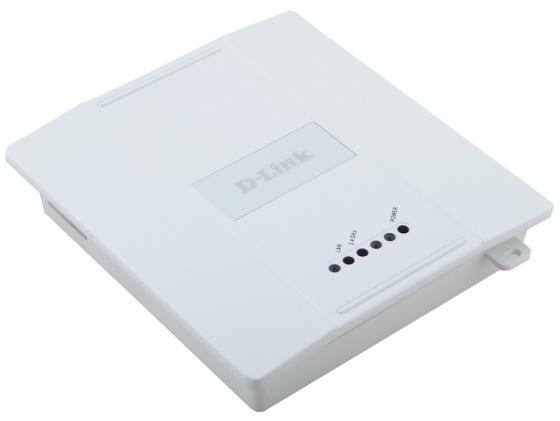 Фото - Точка доступа D-Link DAP-2360 802.11n 300Mbps 2.4GHz 26dBm модемы