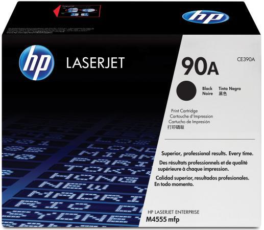 все цены на  Картридж HP CE390A №90A для LJ M4555MFP M601 M602 M603 10000стр  онлайн