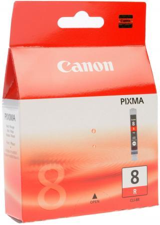 Картридж Canon CLI-8R для Pro 9000 красный струйный картридж canon cli 42pm пурпурный для pro 100