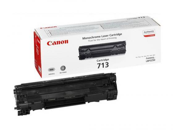 Фото - Картридж Canon 713 для LBP3250 2000стр картридж canon 703 для lbp2900 lbp3000 2000стр
