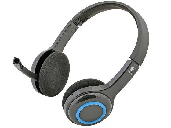 все цены на  Гарнитура Logitech Wireless Headset H600 981-000342  онлайн