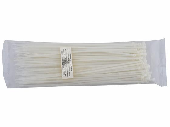Купить Пакет со стяжками NYT-200x2.5 пластиковые 200ммх2.5мм 100шт, Gembird