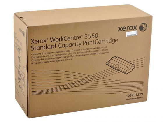 Картридж Xerox 106R01529 для WorkCentre 3550 5000стр sakura 106r01529
