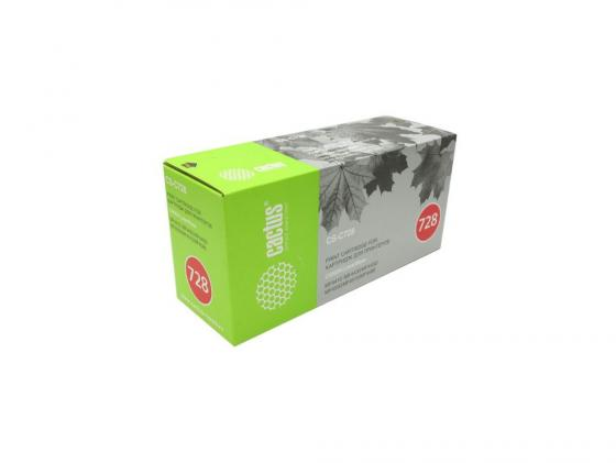 все цены на Картридж Cactus CS-C728S для принтеров CANON i-SENSYS MF4410/MF4430/MF4450/MF4550D/MF4570DN/MF 4580DN,2100 стр. онлайн