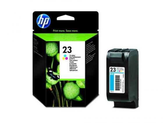 Картридж HP C1823D №23 для DeskJet 890 895C 880 810C 815C 720 710 1120 цветной