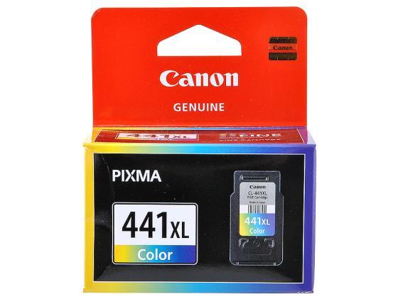 цена на Картридж Canon CL-441XL для MG2140 MG3140 цветной 400стр