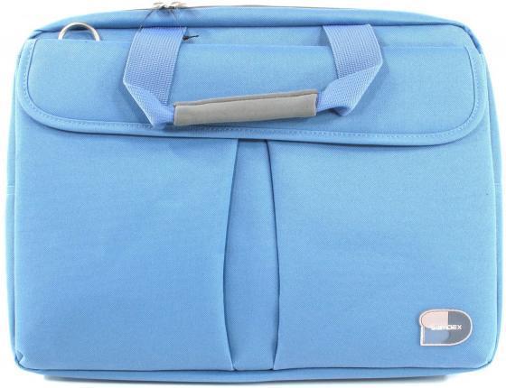 Сумка для ноутбука 16 Sumdex PON-315BU голубой