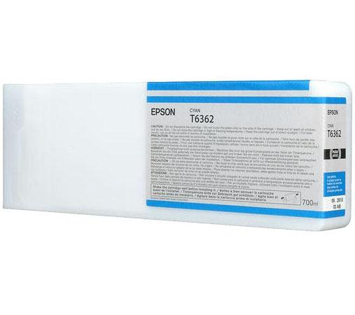 Картридж Epson C13T636200 для Epson Stylus Pro 7900/9900 голубой цены