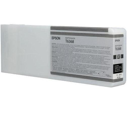 Картридж Epson C13T636800 для Epson Stylus Pro 7900/9900 матовый черный
