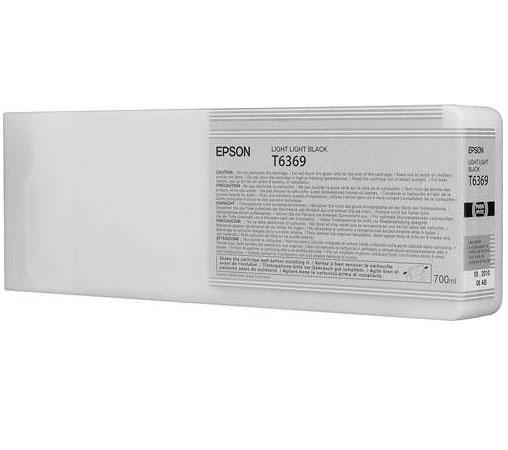 Картридж Epson C13T636900 для Epson Stylus Pro 7900/9900 светло-серый original cc03main mainboard main board for epson l455 l550 l551 l555 l558 wf 2520 wf 2530 printer formatter