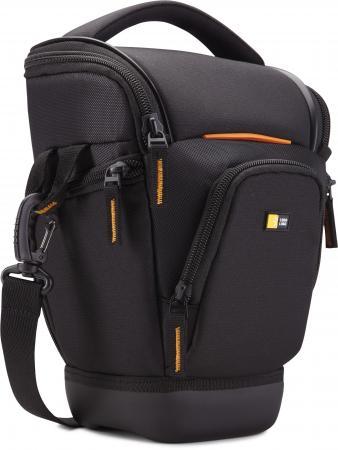 Фотосумка CaseLogic SLRC-201 для зеркального фотоаппарата нейлон черный сумка для dslr камер case logic slrc 200 black