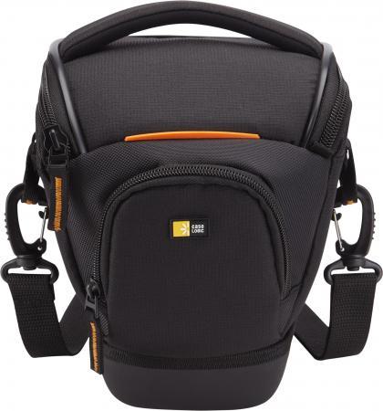 Фотосумка CaseLogic SLRC-200 для зеркального фотоаппарата нейлон черный сумка для dslr камер case logic slrc 200 black