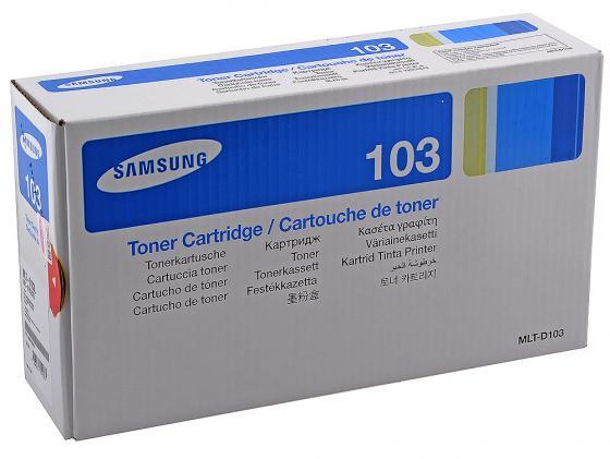 Картридж Samsung MLT-D103L для ML-2950ND 2955 SCX-4728FD 4729 2500стр toner for samsung scx 3217 scx3210 mlt d1042 l mltd 1042s mlt 1042l ml 1670 ml1661 k ml 1674 compatible cartridge
