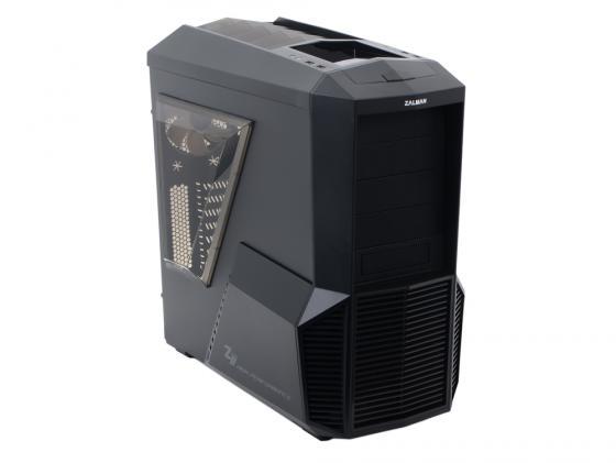 Корпус ATX Zalman Z11 Plus Без БП чёрный