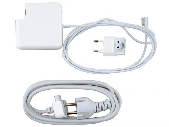 Зарядное устройство Apple Magsafe Power Adapter - 45W MacBook Air 2010 MC747Z/A 45w l shape magsafe power adapter charger for apple macbook air 11 13