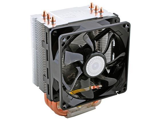 Кулер для процессора Cooler Master Hyper TX3 EVO RR-TX3E-22PK-R1 Socket 775/1155/1156/1366/AM2/AM2+/AM3/AM3+/FM1 кулер cooler master x dream i117 rr x117 18fp r1 s775 s1150 1155 s1156