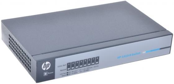 Коммутатор HP 1410-8 J9661A 8-ports 10/100Base-Tx стелс 1410 8
