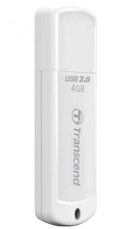 Флешка USB 4Gb Transcend Jetflash 370 TS4GJF370 флешка usb transcend jetflash 370 16гб usb2 0 белый [ts16gjf370]