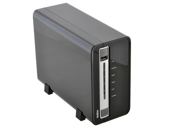 Сетевой видеорегистратор QNAP VS-2004L Сервер IP-видеонаблюдения с 4 каналами для записи видео видеорегистратор для видеонаблюдения