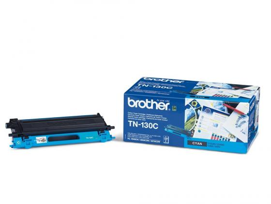 Картридж Brother TN-130C голубой для HL-4040CN 4050CDN DCP-9040CN MFC-9440CN 1500 стр zndiy bry r203 307 m3 x 7 nylon plastic hexa pillar spacer supporter black 20 pcs