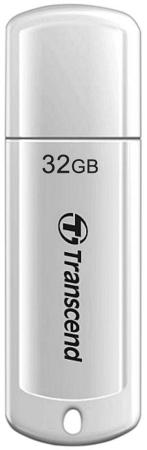 Флешка USB 32Gb Transcend Jetflash 370 TS32GJF370 usb flash накопитель 32gb transcend jetflash 370 ts32gjf370 usb 2 0 белый