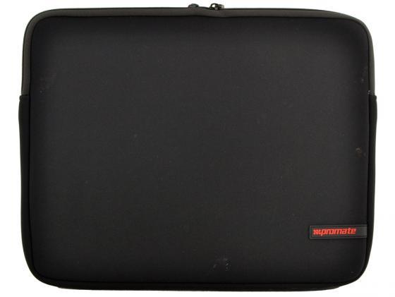 Сумка для ноутбука 11 Promate ProSleeveB.11MA неопрен черный чехол для занятий спортом promate liveband красный