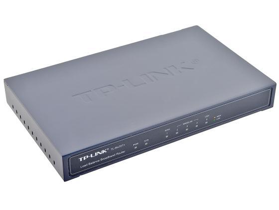 Маршрутизатор TP-LINK TL-R470T+ 4 порта 10/100Mbps 1xWAN advanced firewall tp link tl r470t