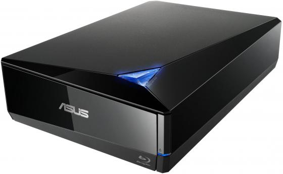 Внешний привод Blu-Ray ASUS BW-12D1S-U USB3.0 Retail черный i flash hd drive 32gb usb 8 pin port flash drive memory stick