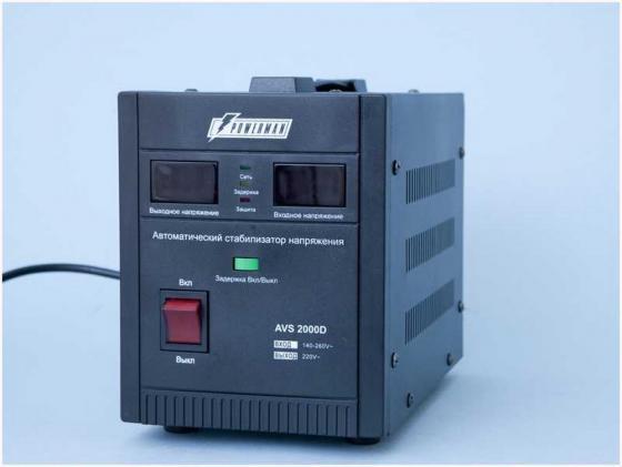 Стабилизатор напряжения Powerman AVS-2000D LCPMVC2000D