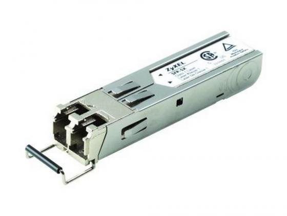 Трансивер ZyXEL SFP-SX SFP mini-GBIC 1000Base-SX, MM, LC, 550м цена