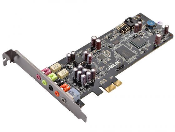 Звуковая карта PCI-E Asus Xonar DSX Retail DSX/ASM звуковая карта asus xonar dx pci ex1