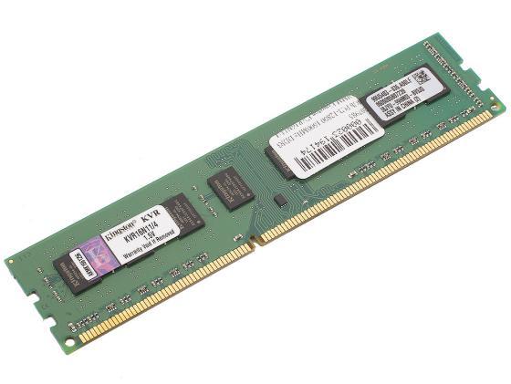 Оперативная память 4Gb PC3-12800 1600MHz DDR3 DIMM Kingston KVR16N11/4