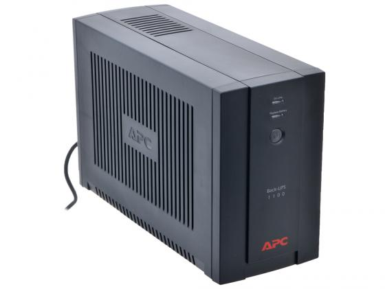 ИБП APC BACK RS 1100VA BX1100CI-RS 1100VA ибп apc by schneider electric back ups 1100va bx1100ci rs