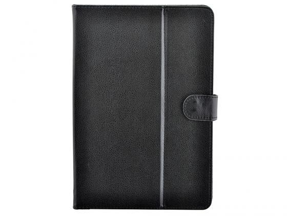 Чехол IT BAGGAGE Универсальный для планшета 10 искусственная кожа черный ITUNI10-1 it baggage универсальный чехол для планшета 10 black