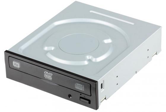 цена на Привод для ПК DVD±RW Lite-On iHAS124-04/14 EUV FU SATA черный OEM