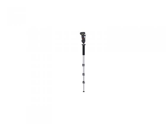 Штатив Rekam RM-300 напольный монопод шаровая головка до 190 см нагрузка до 4 кг серебристый штатив напольный dewal металлический тренога серебристый 948828